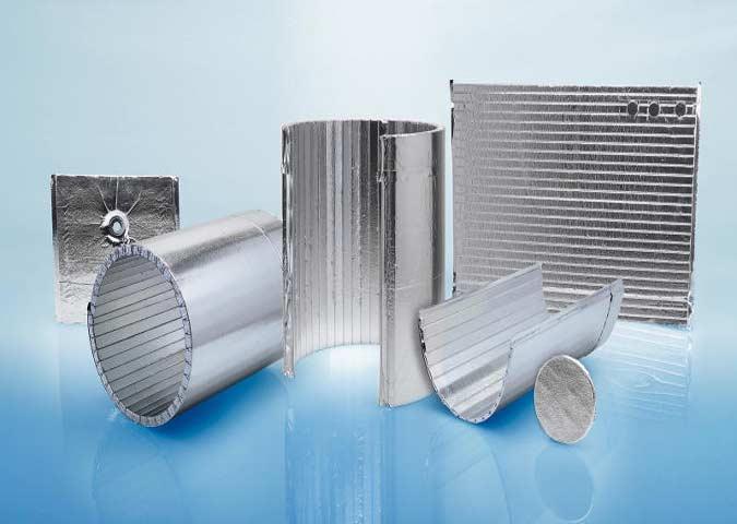 Paneles de aislamiento t rmico extrafinos materfad for Panel aislante termico