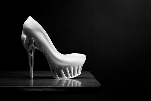 Biomimicry Shoe de Marieka Ratsma