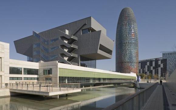 El edificio Disseny Hub Barcelona acogerá el nuevo centro de materiales