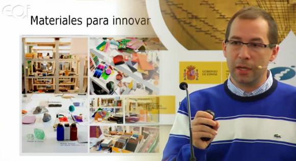 """Javier Peña presenta 'Nuevos materiales para la nueva artesanía"""""""