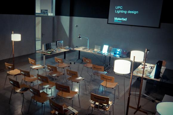 El Disseny Hub Barcelona acogió la conferencia 'Materializa la luz'