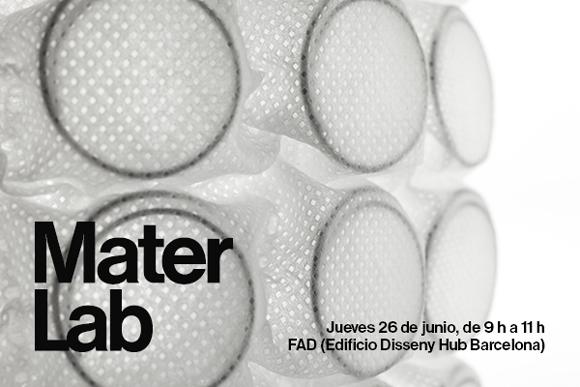 La próxima edición de Materlab, centrada en la flexibilidad activa, se celebra el próximo 26 de junio