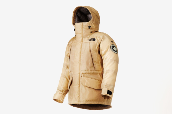 Moon Parka, un prototipo de Spiber y The North Face