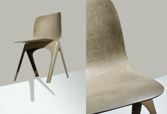 Flax Chair (Christien Meindertsma)