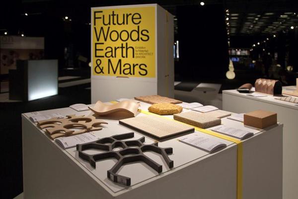 Future Woods. Earth & Mars